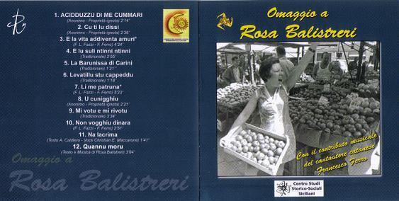 Canzoni e poesie dal CD